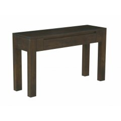 """Byron"" Hardwood Charcoal Hall Table The Byron Hall Table represents the perfect blend of quality modern style and timeless design Featuring 2 compact draws it also offers a storage solutionThis . Please Click the image for more information."