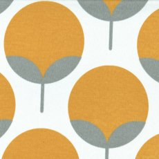 Caroline Yellow Grey Outdoor Fabric  Please Click the image for more information.