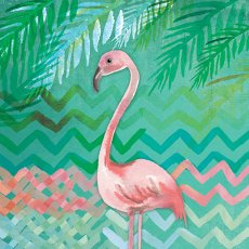 pretty flamingos illustrationimage available for licensing Please Click the image for more information.