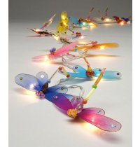 Dragon Fly Night Lights The String lights are warm LED  providing a beautiful warmtone light and consuming very little power making them a great sustainable decoration and giftPick. Please Click the image for more information.