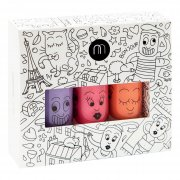 Nailmatic Kids Nail Polish - City Nailmatic Kids from France have created gentle kids nail varnishes that can be easily removed with warm soapy water with no need for nail polish remover. Please Click the image for more information.