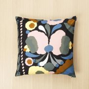 Tuppura cushion cover This heavyweight cotton pillow sham features the new Tuppura print by AinoMaija Metsola Its square and has a side zip closurePleas. Please Click the image for more information.