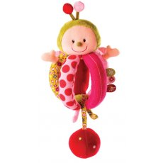Lilliputiens - Liz Hand Rattle  Jammed packed full of features and beautifully designed the Liz Hand rattle is sure to please and a delight for little ones to discover. Please Click the image for more information.
