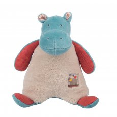 moulin roty papoum hippo rattle moulin roty papoum hippo rattle 19 cm Please Click the image for more information.