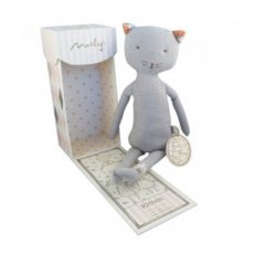 maileg best friends cat Cuddle up to the snugly Best Friends Collection This cat is unbelievably soft and approved for kids 03 Best Friends come in an adorable gift box which makes them a perfect Baby Shower present . Please Click the image for more information.