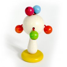 *NEW* 11126 Rattletree Babies will love the clacking sounds of this colourful rattleSize ca 105 cmAge 0All Hess toys are handmade in Germany under environmentally friendly conditions and using only carefully selected materials The toys are made from hig. Please Click the image for more information.