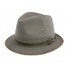 HB SM-002KHA M Nevada Hat  Khaki  57 cm Medium Please Click the image for more information.