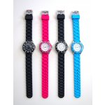 Loot Mini Sports small size With an attractive and sporty looking dial and matching coloured rotating bezel the Mini Sports watch is sure to be a popular choice with youth. Please Click the image for more information.