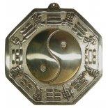 Bagwa Yin Yang, Metal 77mm diameter Bagwa Yin Yang Metal 77mm diameter Please Click the image for more information.