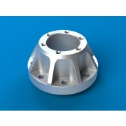 "PRO9 ALLOY TOWER 35.5"" FLOATER HOUSING Billet 6061 T6 Alloy  Tower To Suit  35 FLANGE TO FLANGE  FLOATER HOUSING Please Click the image for more information."