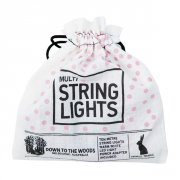 String Lights Multi Pink Plug 10m We can always use a little sparkle in our lives preferably at a flick of a switch With the convenience of a power adapter these beautiful Multicoloured Pink 10m String Lights will add a touch of magic to any home whether it is Christmas or all year roundLED. Please Click the image for more information.