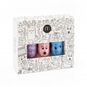 Nailmatic Kids Nail Polish - Party Nailmatic Kids from France have created gentle kids nail varnishes that can be easily removed with warm soapy water with no need for nail polish remover. Please Click the image for more information.