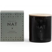 Skandinavisk Candle NAT ( Night) Skandinavisk candles are designed to capture the essence of Scandinavian lifestyle  in the colour scent light and warmth of a flickering candle flame and a glow that not only burrows deep through the wax but one which nourishes the soul tooThey. Please Click the image for more information.