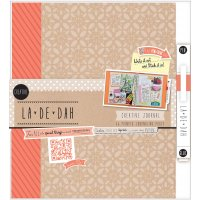 La De Dah Creative Journal The La De Dah Creative journal features 42 printed journaling pages  designed to keep all your creative endeavors recipes gardening  tips home improvements or just about anything It . Please Click the image for more information.