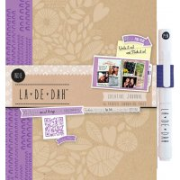 La De Dah Indie Journal The La De Dah Indie journal features 42 printed journaling pages with cute girlie  pages and retro cool designs. Please Click the image for more information.
