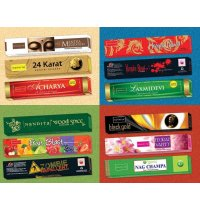 Nandita Incense 15gms Nandita Incense 15gms range is sold in a wholesale self display box of 12 packs of 15gms incense sticks. Please Click the image for more information.