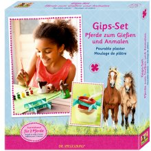 *NEW* S12944 Plaster Art Craft Set Brand SpiegelburgThe perfect gift for creative horse lovers The set contains all materials needed for pouring and painting two horse plaster modelsConten. Please Click the image for more information.