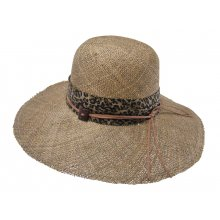 HB SL-021Tob Kiara Sun Hat  Tobacco Please Click the image for more information.