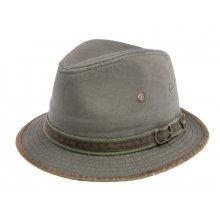 HB SM-002KHA M Nevada Hat  Khaki  57 cm Medium Please Click the image for more information.
