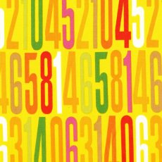 Alexander Henry Countdown Citrus Alexander Henry Countdown features a larger scale number print This design would look fantastic made into childrens clothing or as a feature cushion or lampshade in a childs bedroom or nursery. Please Click the image for more information.