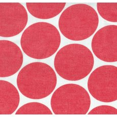 Favorite Circle Red A beautifully textured 100 linen with large spots Make a statement in your home with your choice of colour custom made into a cushion or lampshade or would look stunning for a blind or curtains. Please Click the image for more information.