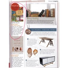paper bliss review/Home Beautiful, May 2012 A very nice review of Skyes new book in May Issue of Home Beautiful Magazine Please Click the image for more information.