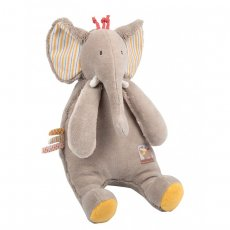 moulin roty les papoum elephant doll so plump and cuddly moulin roty les papoum elephant doll is 26 cm full of love  suitable from any age. Please Click the image for more information.