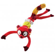 lilliputiens dancing lemur Stretch Georges body and watch him vibrate and dance Tie him to the car seat or pram to have entertainment on the go If you keep stretching  hell keep dancingAll Lilliputiens toys are designed in Belgium and manufactured to strict quality and safety standards meeting both European and Australian requirements. Please Click the image for more information.