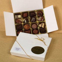 Pack Your Own Box You can create your own boxed selection right herePlease select chocolates to total a box size of 16 or 32 pieces and submit If y. Please Click the image for more information.