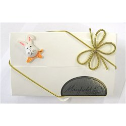 White Easter gift box - 8 chocolates $17. 50 PLEASE NOTE EASTER ITEMS ARE SUBJECT TO AVAILABILITY  ORDERING EARLY IS ADVISABLEContains 8 chocolates  Easter assortment in an Easter decorated white box Each bo. Please Click the image for more information.