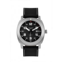 Newman Underground Miner Underground Miners Watch with Citizen Automatic wind  movement with single date Glass case back for quick mine face inspection . Please Click the image for more information.