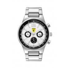 Brabham Chronograph Bracelet Silver plated alloy cased three eye Chronograph sports watch Alloy 3 ATM 30 meter water resistant 42mm case Bla. Please Click the image for more information.