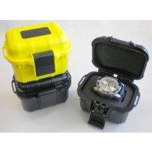 B38 Explorer Gift Box Shock proof water resistant resin case designed to hold any of our watches Reusable recyclable case in all black or yellow case with black fittings You. Please Click the image for more information.