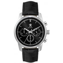 Hamilton Chronograph Silver plated alloy three eye Chronograph sports watch Alloy 3 ATM 30 meter water resistant 41mm case Ma. Please Click the image for more information.