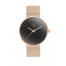 Kingston Gold Beautifully crafted gold plated solid stainless steel 5 ATM 50 meter water resistant 40mm case Matt black sunray blue or white printed dials Fi. Please Click the image for more information.