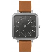 Cambridge Citizen 2035 3 hand movement Beautifully crafted solid stainless steel 3 ATM 30 meter water resistant 38mm square adult sized case Ma. Please Click the image for more information.