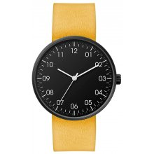 Kingston Black Beautifully crafted black plated solid stainless steel 5 ATM 50 meter water resistant 40mm case Matt black sunray blue or white printed dials Fi. Please Click the image for more information.