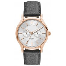 Lichfield Gold Gold plated alloy two eye multi function day and date dress watch Alloy 3 ATM 30 meter water resistant 39mm case Go. Please Click the image for more information.