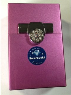 C001 SWAROVSKI CIGARETTE HOLDER AVAILABLE IN BLACK RED PINK OR SILVER Please Click the image for more information.