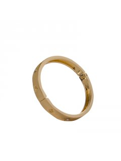 B0202 GUCCI STYLE BANGLE AVAILABLE IN GOLD SILVER OR ROSE Please Click the image for more information.