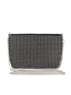 H0594A BLACK DIAMONTE DISCO BAG Please Click the image for more information.