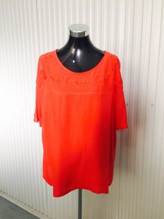 K069B CORAL LADIES EMBROIDERED TOPAVAILABLE IN PACK OF 4 MLXLXXL Please Click the image for more information.