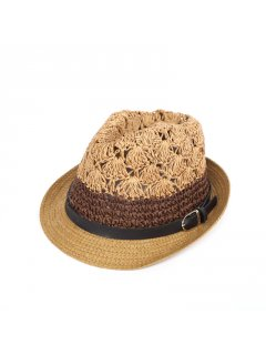 HA0250 COFFEEBROWN HAT Please Click the image for more information.