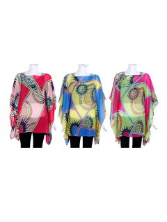 K100 KAFTAN 3 PACK IN BLUERED  PINK Please Click the image for more information.