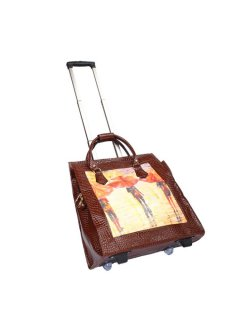 L35D OVERNIGHT BAG  SINATRA RANGEHAS A COMPARTMENT FOR LAPTOP OR IPAD ZIPPERED SECTIONS AND ENOUGH ROOM FOR A FEW DAYS CLOTHING Please Click the image for more information.