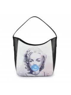 H0805 GYPSY MAE HANDBAG  MARILYN MONROE BUBBLEGUM  Please Click the image for more information.