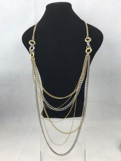 5354 GOLDSILVER MULTI CHAIN  Please Click the image for more information.