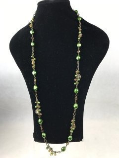 9309 GREEN LADIES BEADS Please Click the image for more information.