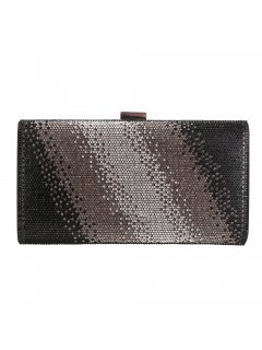 H0824 BLACK VARIGATED DIAMONTED EVENING BAG Please Click the image for more information.