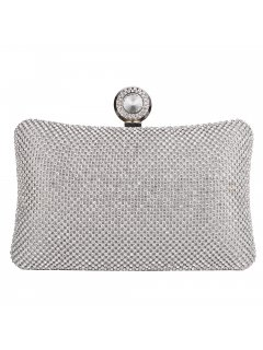H0838 SILVER DIAMONTE BAG Please Click the image for more information.